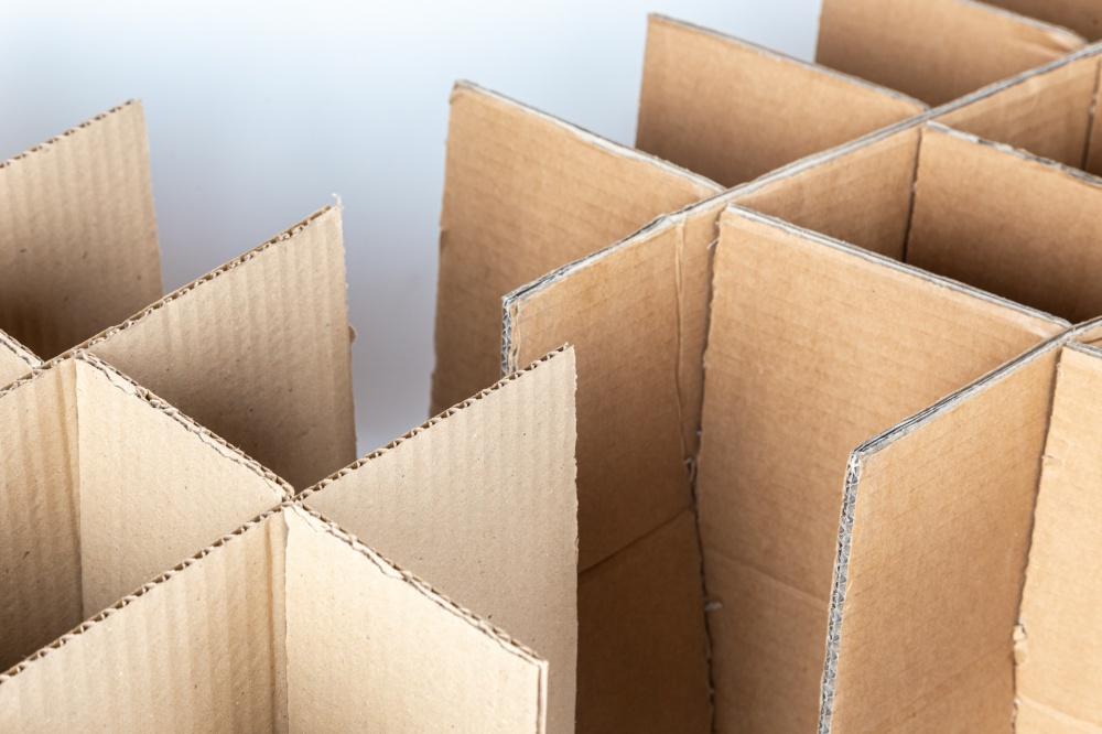 divisori per scatole in cartone diverse dimensioni