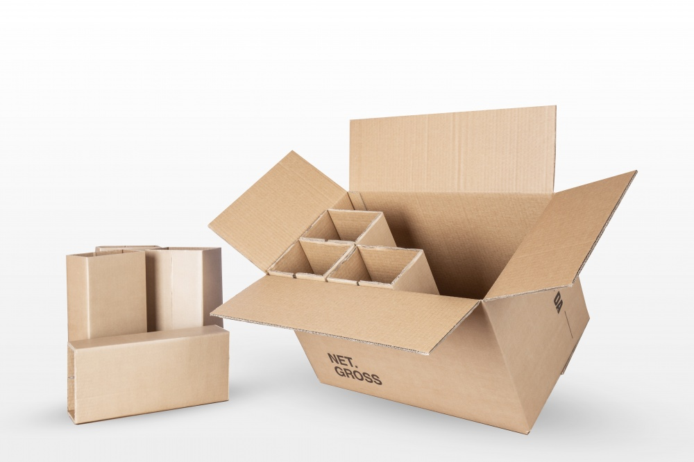 finte scatole per packaging calzaturiero