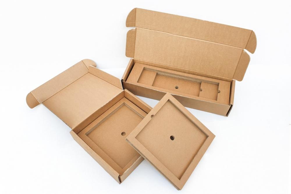 interni per scatole in cartone fustellate
