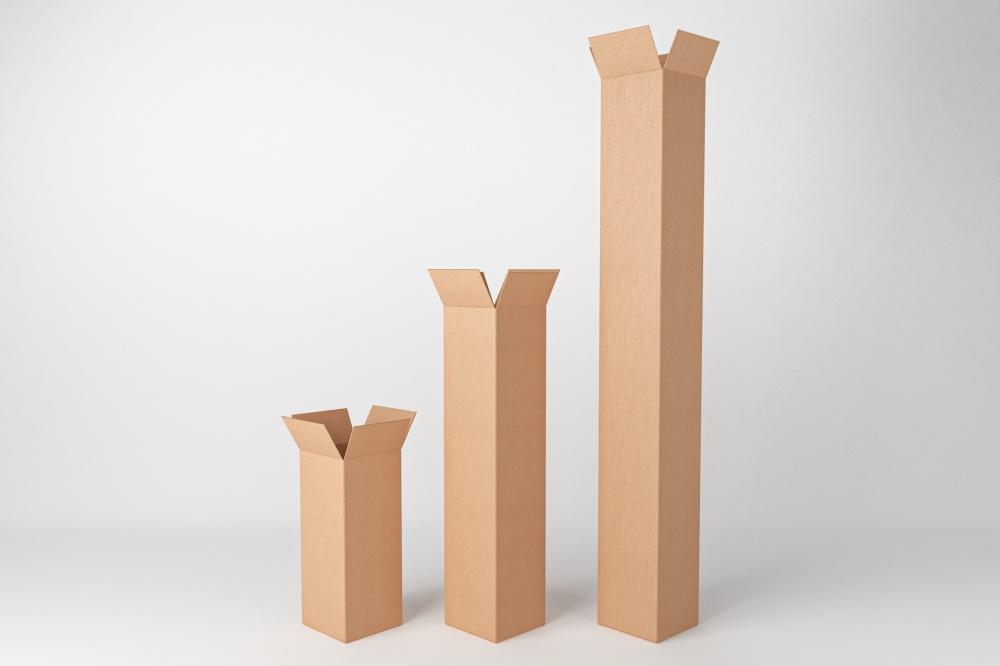 scatole a tubo varie altezze