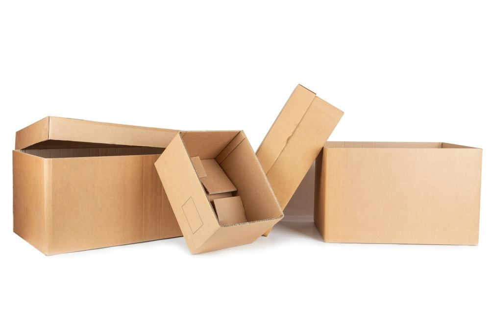 scatole fustellate in cartone fondo e tappo
